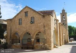 Nicosia – a Szt. János-katedrális