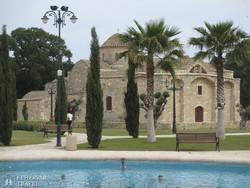 Kiti mediterrán hangulatú temploma