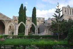 az egykori premontrei-kolostor Bellapaisban
