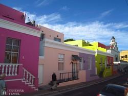 Fokváros – a maláj negyed színes házai