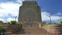 Pretoria – a Voortrekker emlékmű