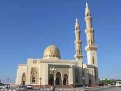 Sharjah: az Al Maghfra mecset
