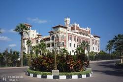a Montazah Palota Alexandriában