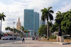 Miami belvárosa – részlet