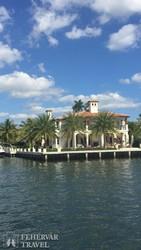 gyönyörű villa Fort Lauderdale-ben