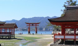 Miyajima szigete: az Itsukushima-szentély