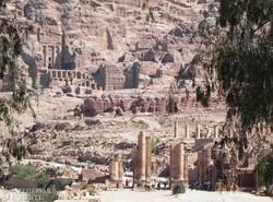 Petra: a királysírok