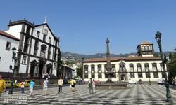 Funchal főtere