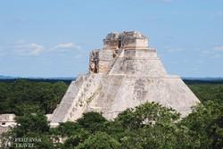 a Varázsló piramisa Uxmalban