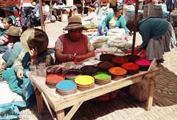 piaci árus Pisacban