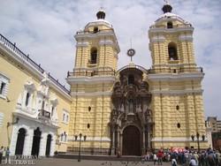 a Ferences kolostor Limában