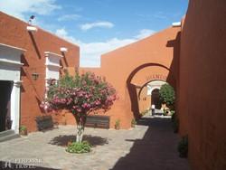 Arequipa: a Szt. Katalin kolostor – részlet
