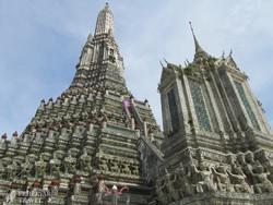 Bangkok: a Hajnal Temploma