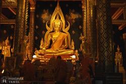 a phitsanuloki Chinnarat Buddha