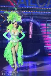 az Alcazar show egyik táncosa