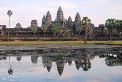 Angkor Wat, a világ legnagyobb vallásos építménye