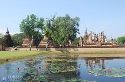 Sukhothai – az egykori főváros ősi emlékei