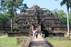 Angkor Thom – a Baphuon templom
