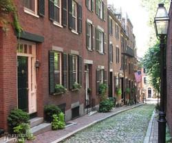 Boston – Beacon Hill (részlet)