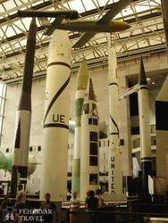 Washington: a Nemzeti Légi és Űrhajózási Múzeum egy részlete
