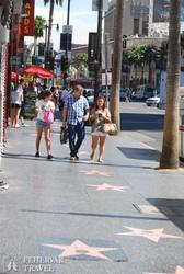 a Walk of Fame Los Angelesben