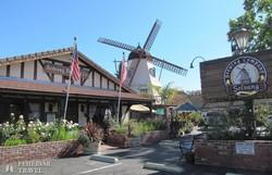 Solvang – skandináv városka Kaliforniában