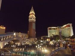 Las Vegas-i városrészlet