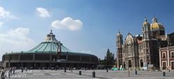 Guadalupe – az új és a régi bazilika