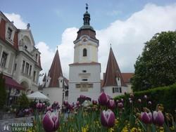 Krems: a Steiner Tor (a Steini városkapu)