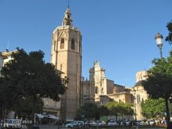 Valencia katedrálisa