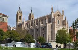a Királyi-templom Madridban