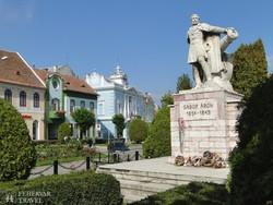 Gábor Áron városa, Kézdivásárhely