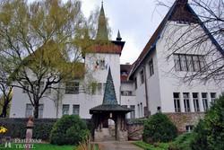 a Székely Nemzeti Múzeum épülete Sepsiszentgyörgyön