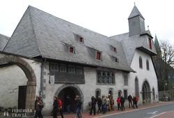 Gosslar: a középkori kórház