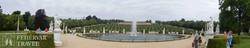 Potsdam: a Sanssouci kastély és teraszos parkja