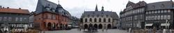 Goslar főtere