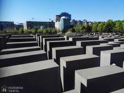 Berlin: a Holokauszt-emlékmű