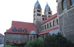 Halberstadt: a Szent István-dóm