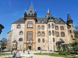 Wernigerode romantikus várkastélya