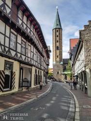 Goslar óvárosa – részlet