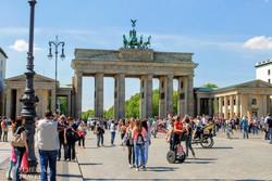 Berlin jelképe, a Brandenburgi kapu