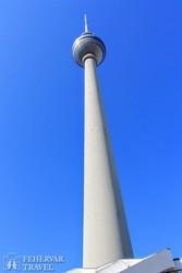 Berlin: az egykori NDK jelképének számító tévétorony