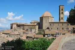 Volterra, egy tipikus toszkán város