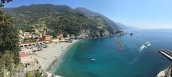 Monterosso, a Cinque Terre fő települése