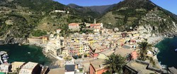 Vernazza, a Cinque Terre legszebbnek tartott települése