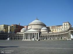 Nápoly: a Paolai Szent Ferenc-templom