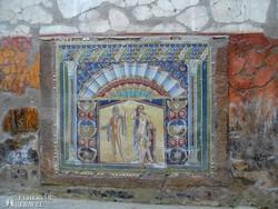 mozaik Herculaneumban