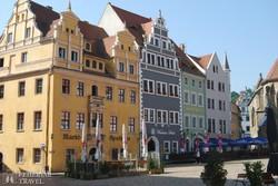 Meissen – az alsóváros főtere