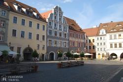 Görlitz – az Alsóváros főtere