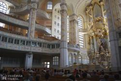 Drezda – a Frauenkirche (Miasszonyunk-templom)